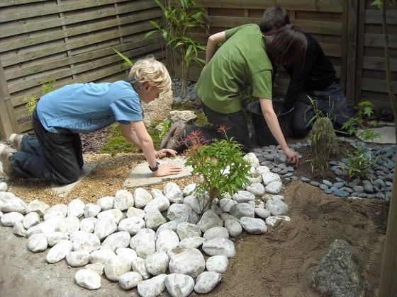comment faire un petit jardin japonais. awesome comment faire un ... - Comment Faire Un Jardin Japonais Miniature